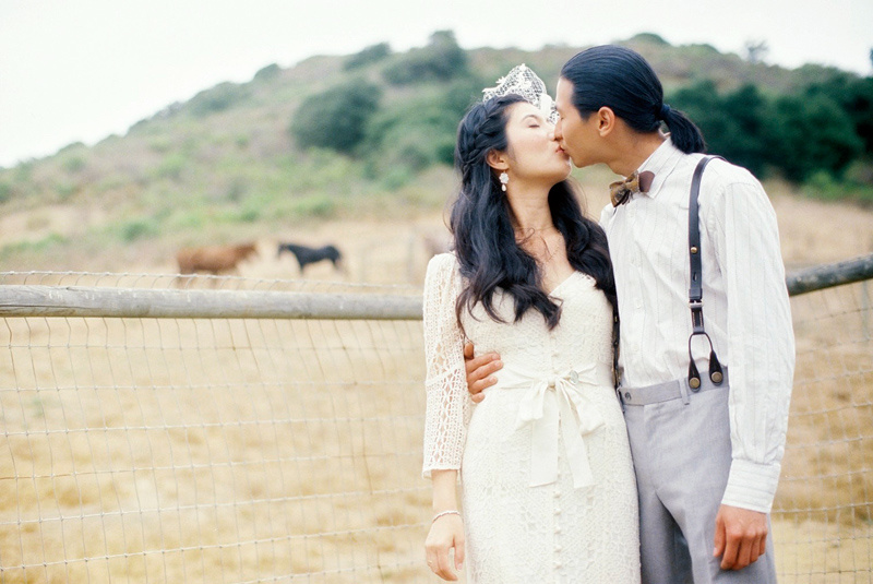 P&S - Jalama Canyon Ranch Wedding