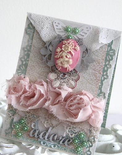 ADORE - CARD