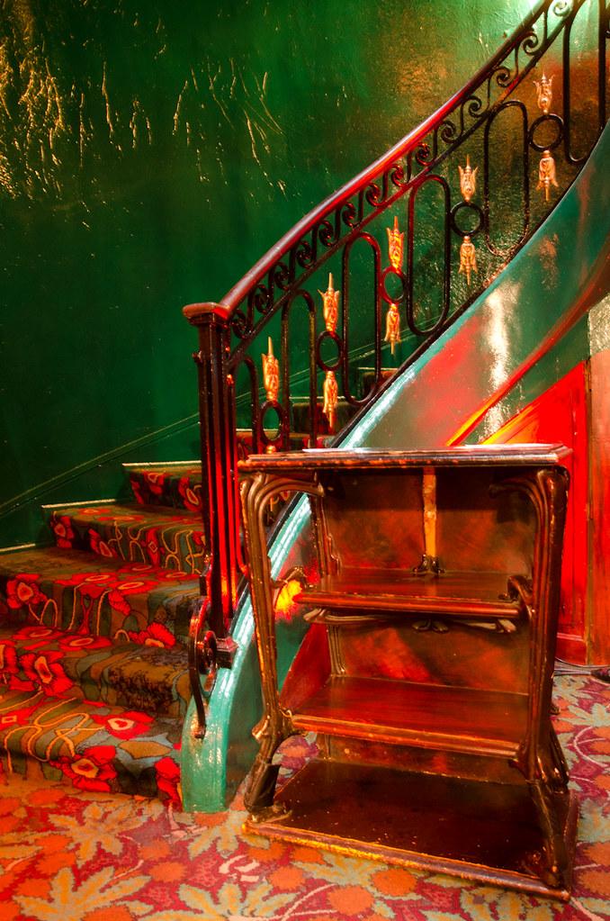 L'escalier - Maxim's