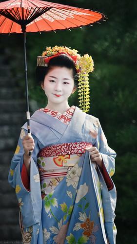 21859 紗月 - Maiko Satsuki - #2