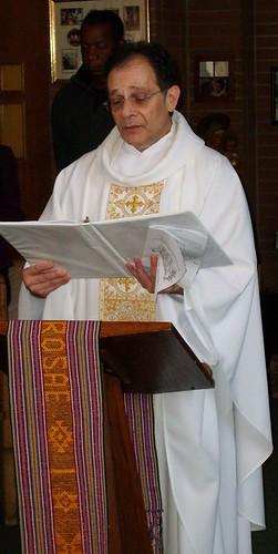 Fr. Larry Lewis