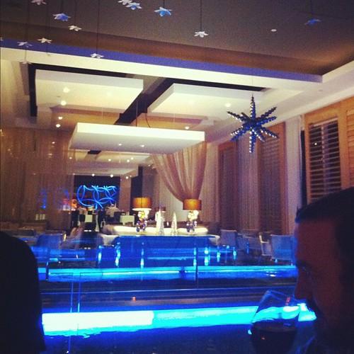 #dinner #blue