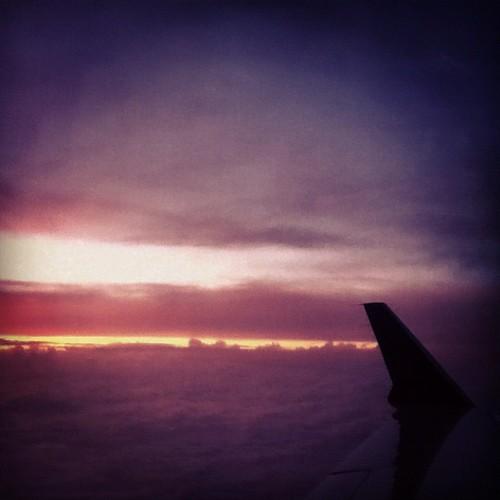 Sunset by Ivory Hut