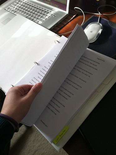 First Manuscript