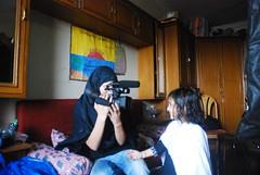 Marziya and Viola Two Street Photographers by firoze shakir photographerno1