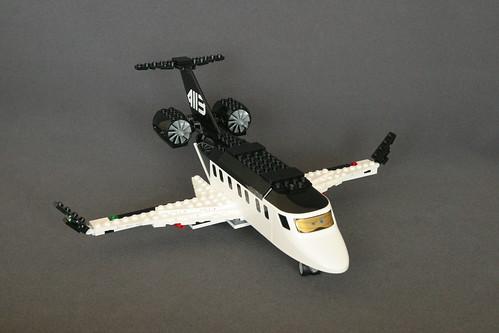 8638 Spy Jet Escape Siddeley 1