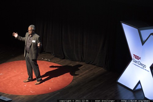 Veerabhadran Ramanathan of Scripps Institution of Oceanography speaks to TEDxSanDiego    MG 3799