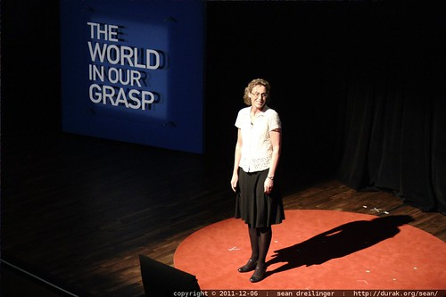 Jakki Mohr of The University of Montana Missoula explains Biomimicry to TEDxSanDiego    MG 3925