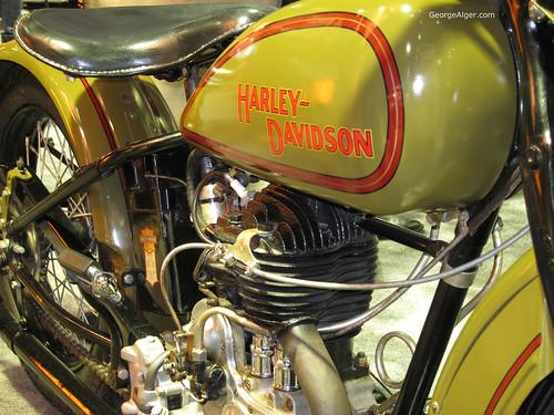 Harley Davidson 1931 Model C