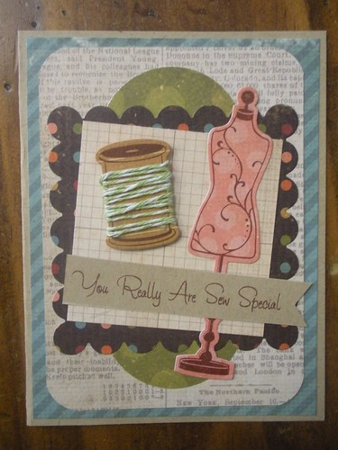 Sew Special Card