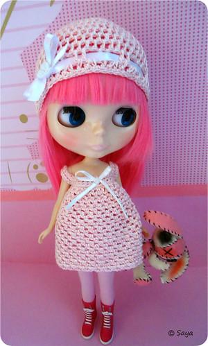Maya también quería un vestido by tatadelacasa