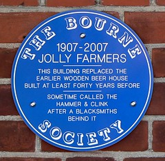 Photo of Blue plaque number 8309