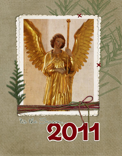 golden-angel-christmas-card copy-8x6inches