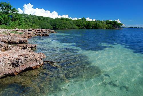 costa agua puertorico playa guanica bosqueseco hectormelendez