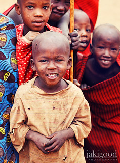 maasai children