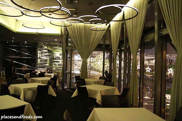 Place Garibaldi Restaurant Senti Mi