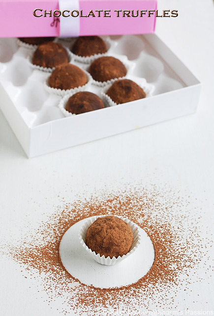 Chocolate-truffle-recipe