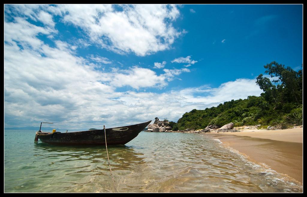 Ile de Cham au Vietnam - Photo de Sergio Carbajo