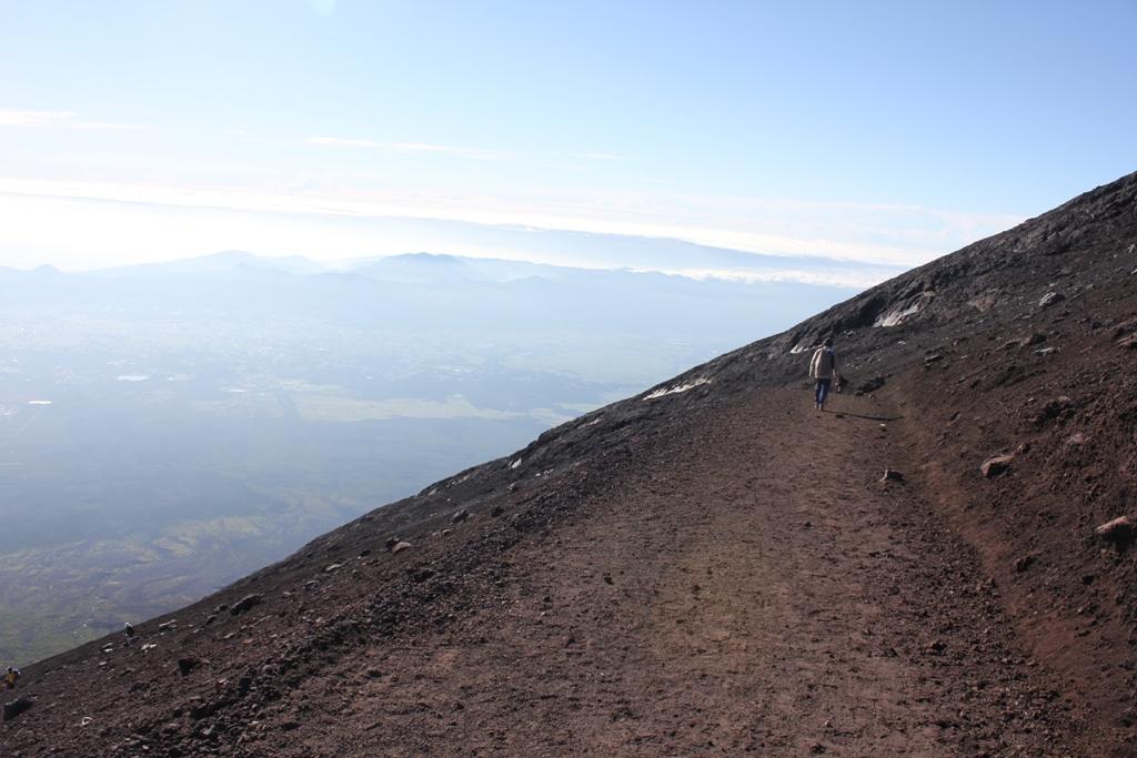 Mt. Fuji experience report (Yoshida route) Part4 (11)
