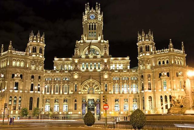 Nueva sede del ayuntamiento de madrid en el edificio de for Edificio de la comunidad de madrid