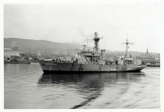 HMS Rushen Castle (launched 1943)