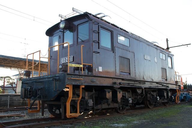 岳南鉄道ED29形