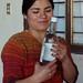Beatriz, de una fábrica de mezcal en Santiago Matatlán, Oaxaca, Mexico por Lon&Queta