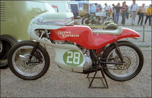 Royal Enfield 250 GP5