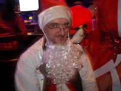 Santa Science (and Darwin) at Hurley's