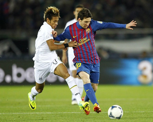 Lionel Messi vs Neymar Da Silva