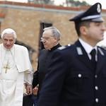 Papa visita prisión de Rebibbia