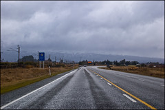 Driving on SH2 to Tongariro National Park