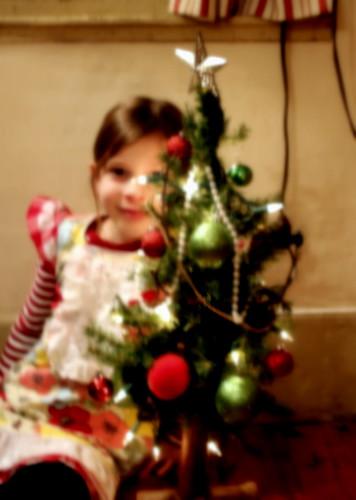 her little tree