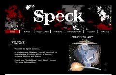 Speck Literary Journal