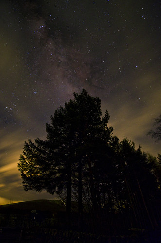 Stars over Harlaw