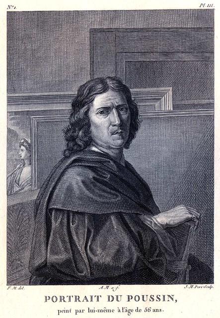 Portrait du Poussin