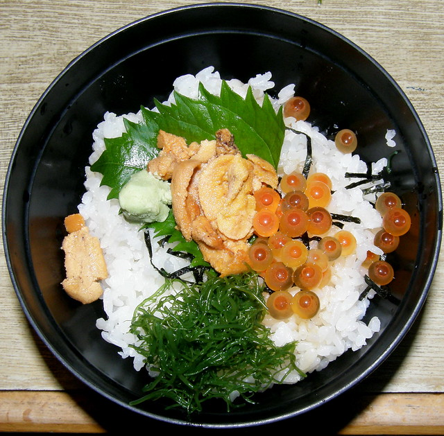 Photo:#2929 mother and child reunion (親子丼), salmon version By Nemo's great uncle