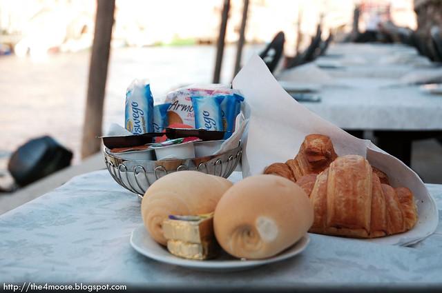 Ca' Dogaressa - Breakfast