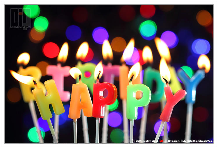 Happy birthday by gqhaha