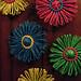 jumbo sized flower loom flowers by madewithlovebyhannah