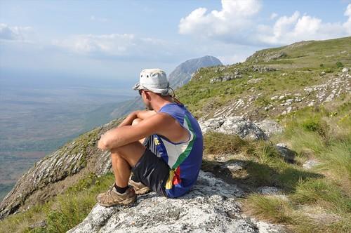 On the Mulanje massif