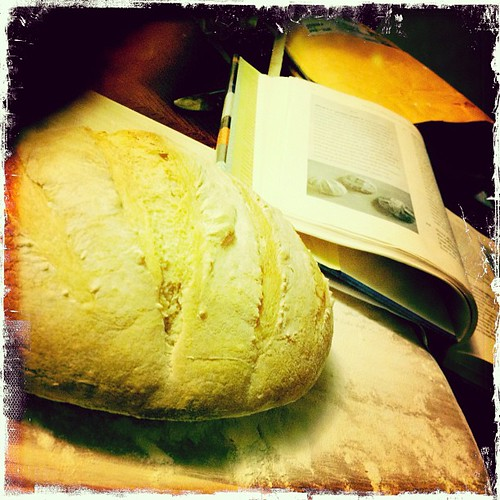 Maybe this whole baking thing isn't so bad after all. #hipstamatic