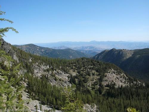 Summer Blossom Trail, Okanogan-Wenatchee National Forest, Washington