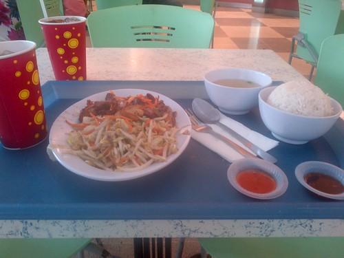 My favourite tepanyaki:RM9.90