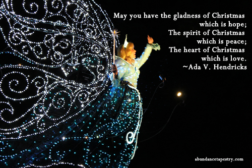 Christmas greetings everyone abundance life coach for women christmas quote christmas gladness christmas greeting quote m4hsunfo