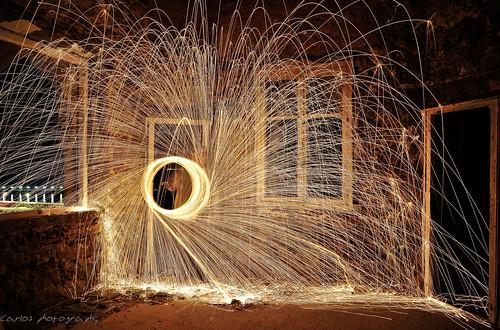 fuego en el castillo by carlos_d700