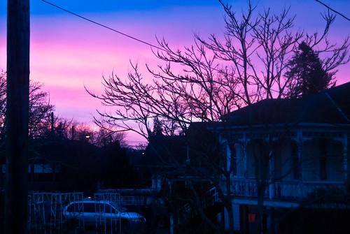 christmas sky sunrise nikon 2011 d80