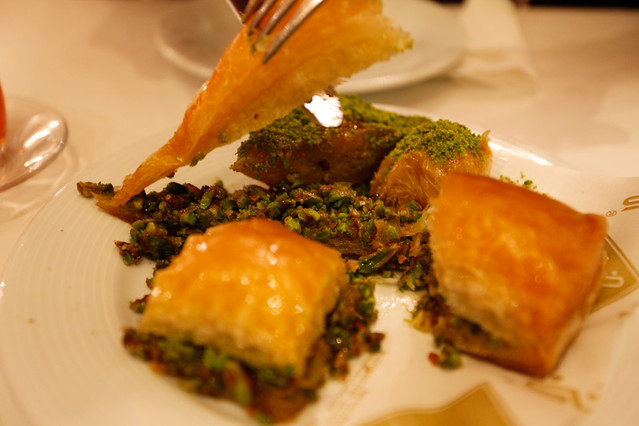 pistachio baklava | Flickr - Photo Sharing!