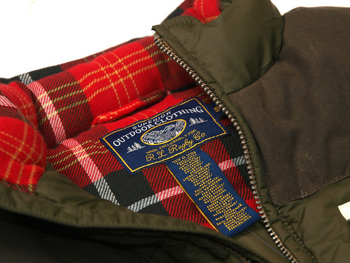 Rugby / Expedition Down Jacket