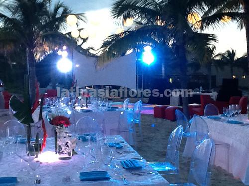 wedding cancun flores boda decoracion cancun riviera maya